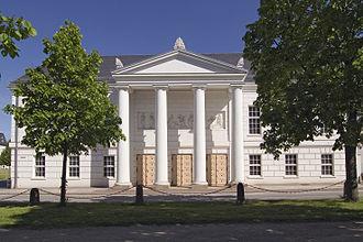 Putbus - Theatre