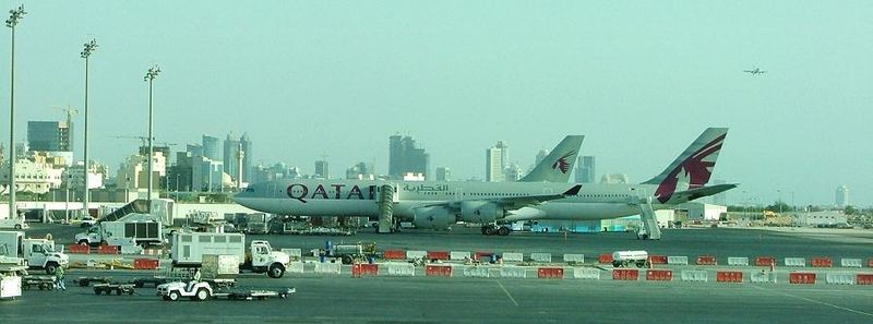 Compania aeriana Qatar Airways