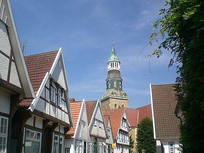 Quakenbrück trabfakaj domoj 2.jpg