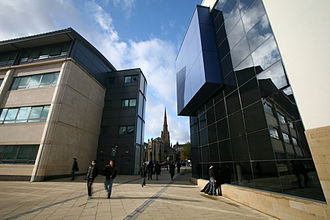 University of Huddersfield - Queensgate Campus