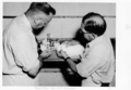 Queensland State Archives 4855 Myxomatosis experiment Sherwood c 1952.png