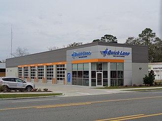 Quick Lane - Quick Lane Valdosta, Georgia