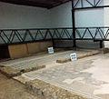 Quintanilla de la Cueza Villa romana Tejada Habitación 25 Mosaico Ajedrezado 001.jpg
