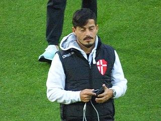Vincenzo Sarno Italian footballer