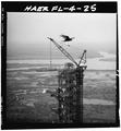 REMOVAL OF HAMMERHEAD CRANE. - Mobile Launcher One, Kennedy Space Center, Titusville, Brevard County, FL HAER FLA,5-TIVI.V,1-25.tif