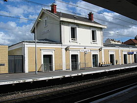 Image illustrative de l'article Gare de Bourg-la-Reine