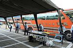 ROCAF Sergeants Moving Shuttle Bus Stop Tent 20160813.jpg