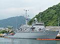 ROCN Yung Jin (MHC-1310) Shipped in Zhongzheng Naval Base 20130504a.jpg
