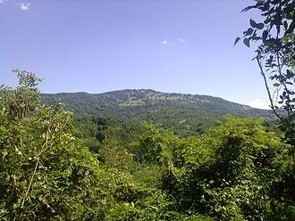 Meseș Mountains - Image: RO SJ Măgura Priei 3