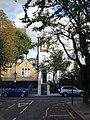 RUDOLF NUREYEV - 27 Victoria Road Kensington London W8 5RF.jpg
