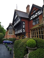 R NORMAN SHAW - FREDERICK GOODALL - W.S. GILBERT - Grim's Dyke Old Redding Harrow Weald Harrow HA3 6SH.jpg