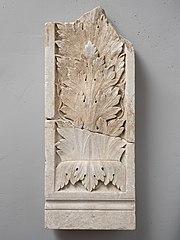 Pilaster or door jamb Ra 23 c