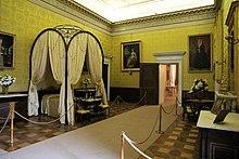 Letto A Castello Traduzione Inglese.Castello Reale Di Racconigi Wikipedia