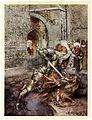 Rackham Lancelot and Dragon.jpg