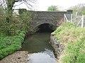 Radlett Brook, Railway bridge - geograph.org.uk - 1266471.jpg
