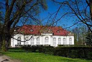 Radzyń Podlaski - Orangerie