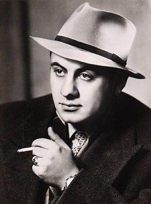 Raffaele Arié - Raffaele Arié in 1955