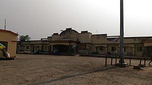 Raiganj railway station - Image: Raiganj Railway Station