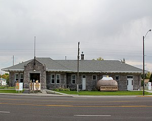 National Register of Historic Places listings in Bingham County, Idaho
