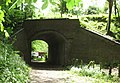 Railway Bridge over Somerset Coal Canal. - panoramio.jpg