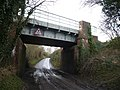 Railway bridge near Selling Station - geograph.org.uk - 662958.jpg