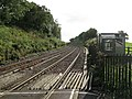 Railway tracks west of Lanehead - geograph.org.uk - 1558926.jpg