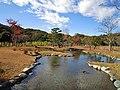 Rakusan-en southeast garden pond.jpg