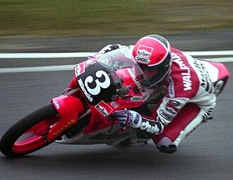 Ralf Waldmann - Image: Ralf Waldmann 1992 Japanese GP