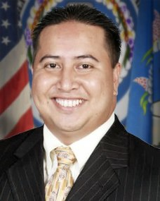 A smiling Ralph Torres