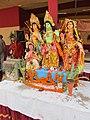 Ram Darbar - Gangasagar Fair Transit Camp - Kolkata 2012-01-14 0754.JPG