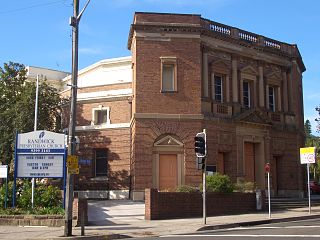 Randwick Presbyterian Church Church in New South Wales, Australia
