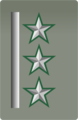 Rank insignia of primo capitano of the Italian Army (1918).png