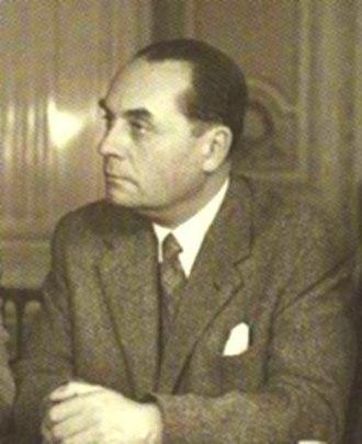 Ranuccio Bianchi Bandinelli - Ranuccio Bianchi Bandinelli in 1949