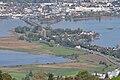 Rapperswil-Jona - Rapperswil - Jona - Frauenwinkel - Seedamm - Holzbrücke - Hurden - Rüti - Feusisberg - Etzel 2010-10-21 15-55-26.JPG