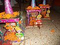 Rath yatra being celebrated at home.jpg