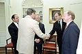 Reagan's meeting with Oleg Gordievsky in the Oval Office (08).jpg