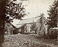 Rear view of U.S. Grant's cabin, Hardscrabble.jpg