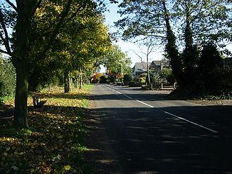 Wanlip - Image: Rectory Road Wanlip Leicestershire