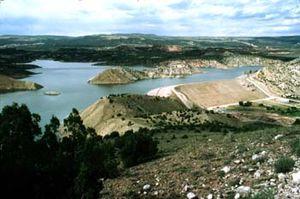 Red Fleet State Park - Red Fleet Dam and Reservoir