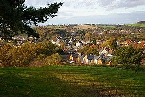 Rednal - Image: Rednal Hill