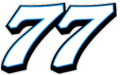 Reed Sorenson Number 77 Transparent.png