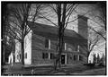 Reformed Dutch Church, Schoharie, Schoharie County, NY HABS NY,48-SCHO,1-15.tif