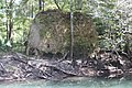 Remains of old Florida State Road 10 Chipola River bridge, Marianna.jpg