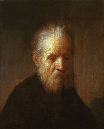 Rembrandt - Bust of an Old Man - Leipzig.jpg