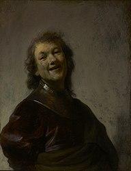 Rembrandt: Rembrandt Laughing