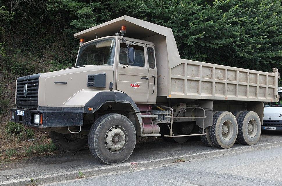 Renault Dump Truck