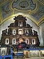 Retable de l'église de Boljoon .jpg