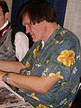 Richard Kiel at WonderCon 2009 2.JPG
