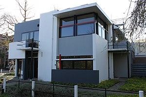 1924 in architecture - Rietveld Schröder House, Utrecht