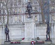 Rifle Brigade Memorial-Grosvenor Gardens